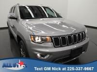 Used 2017 Jeep Grand Cherokee Limited 4x4 Sport Utility