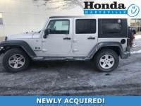 Used 2007 Jeep Wrangler Unlimited X SUV
