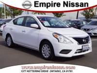 Used 2018 Nissan Versa 1.6 SV For Sale in Ontario CA | VIN: 3N1CN7AP9JL884482 | Fontana, Pomona and Chino Area