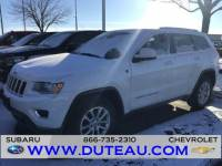Used 2015 Jeep Grand Cherokee For Sale in Lincoln, NE