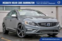 2016 Volvo S60 T6 R-Design Platinum Sedan for sale in Barrington, IL