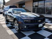 2011 Chevrolet Camaro 2SS for sale in Martinsburg WV from Fast Lane Preowned Car Sales