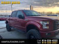 2015 Ford F-150 XLT SuperCrew FX4 Package -- LIFTED SUSPENSION