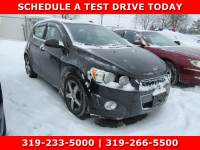 Used 2012 Chevrolet Sonic LT HB LT 1LT for Sale in Waterloo IA
