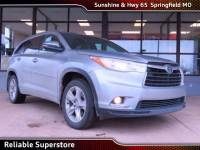 2015 Toyota Highlander Limited Platinum V6 SUV AWD For Sale in Springfield Missouri