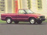 Pre-Owned 1995 Chevrolet S-10 Truck in Greensboro NC