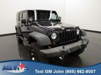 Used 2013 Jeep Wrangler Unlimited Sport Sport Utility