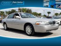 Pre-Owned 2008 Lincoln Town Car Signature Limited Sedan in Jacksonville FL