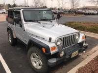 PRE-OWNED 2006 JEEP WRANGLER RUBICON 4WD