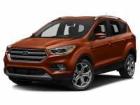 2017 Ford Escape Titanium 301a Technology/Moonroof/Navigation SUV 4 cyls