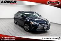 Certified Used 2017 Toyota Camry Hybrid XLE CVT in El Monte