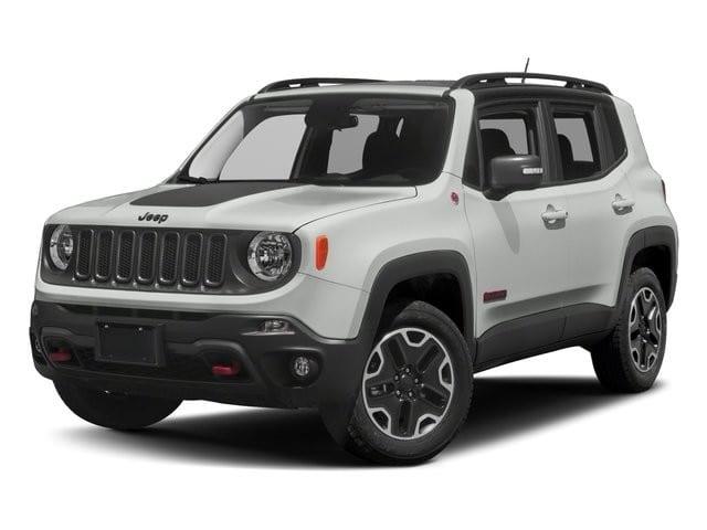 Photo Certified Used 2018 Jeep Renegade Trailhawk 4x4 Trailhawk 4x4 For Sale NearAnderson, Greenville, Seneca SC