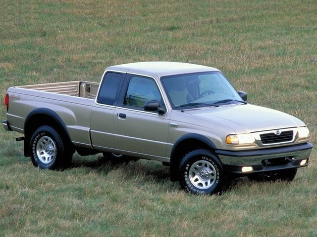 Photo 1999 Mazda B4000 Truck Extended Cab