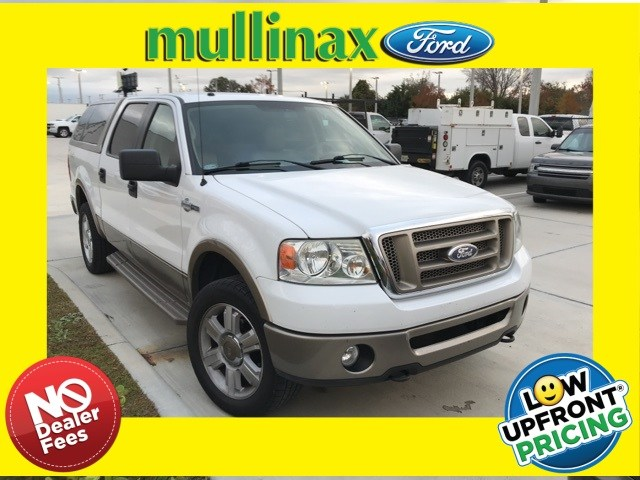 Photo Used 2006 Ford F-150 SuperCrew King Ranch Truck SuperCrew Cab V-8 cyl in Kissimmee, FL