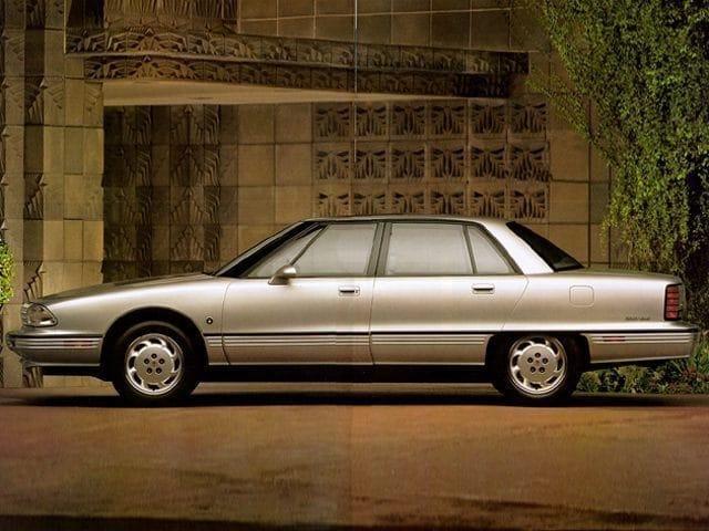 Photo 1992 Oldsmobile Ninety-Eight Regency Elite Sedan