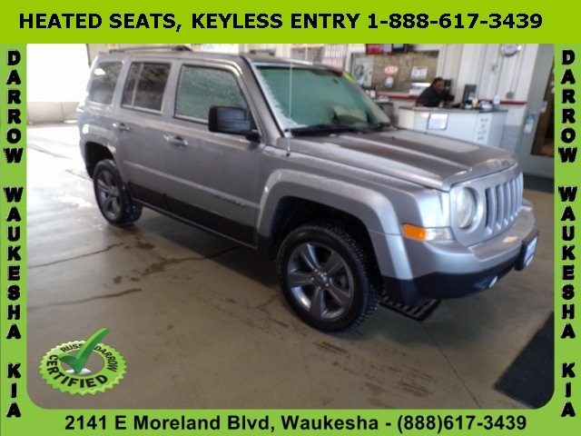 Photo 2016 Jeep Patriot Sport SUV For Sale in Madison, WI