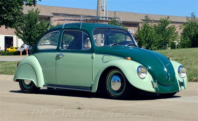 Photo 1968 Volkswagen Beetle Super Nice