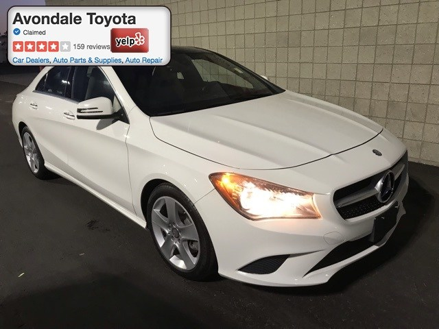 Photo Pre-Owned 2015 Mercedes-Benz CLA 250 Coupe Front-wheel Drive in Avondale, AZ