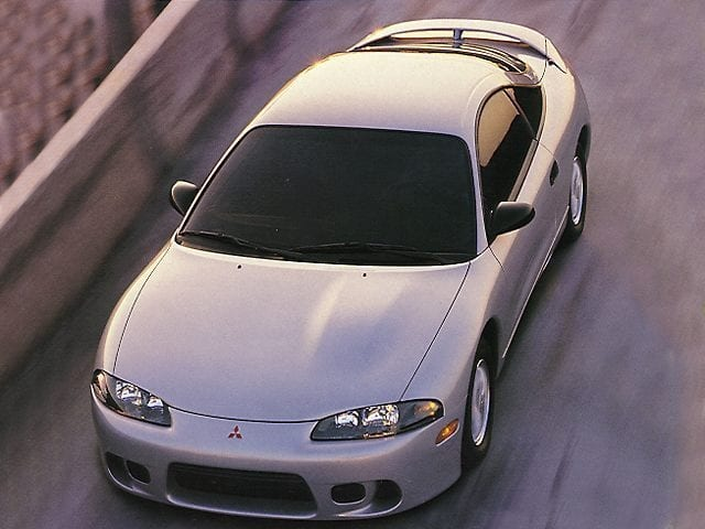 Photo Used 1998 Mitsubishi Eclipse for Sale in Clearwater near Tampa, FL
