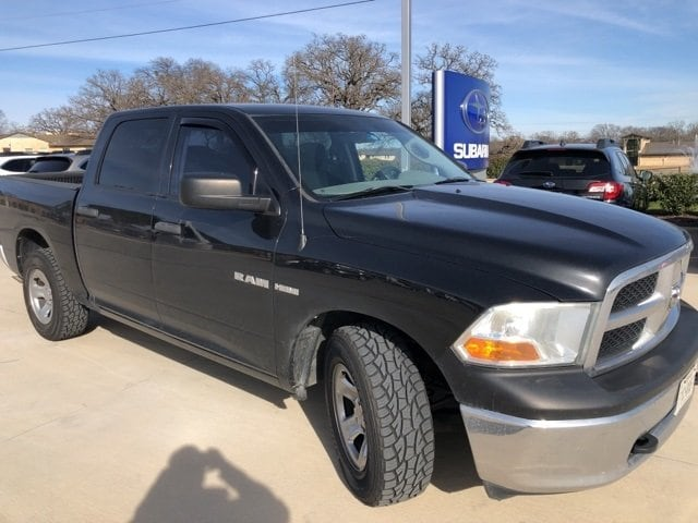 Photo Used 2010 Dodge Ram 1500 ST For Sale Grapevine, TX