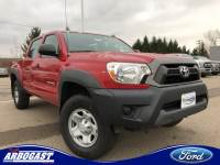 Pre-Owned 2013 Toyota Tacoma PreRunner RWD 4D Double Cab