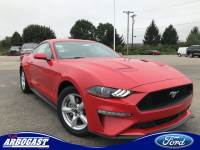 New 2019 Ford Mustang EcoBoost RWD 2D Coupe