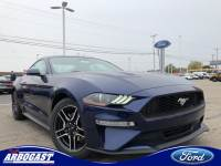 New 2019 Ford Mustang EcoBoost Premium With Navigation