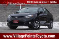 2016 Toyota Corolla S Sedan FWD for sale in Omaha