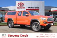 Certified Pre-Owned 2018 Toyota Tacoma TRO 4WD Extended Cab Pickup