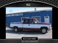 1992 Chevrolet C/K 1500 Ext. Cab 6.5-ft. Bed 2WD