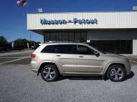 2014 Jeep Grand Cherokee Overland Sport Utility