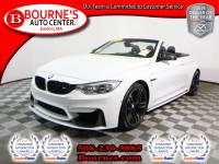 2016 BMW M4 w/ Navigation,Leather, And Heated Front Seats.