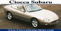 Used 1999 Jaguar XK8 2dr Convertible For Sale in Allentown, PA