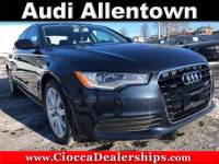 Used 2014 Audi A6 3.0T For Sale in Allentown, PA