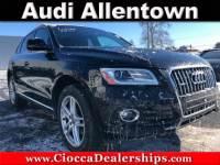 Used 2016 Audi Q5 2.0T Premium Plus For Sale in Allentown, PA