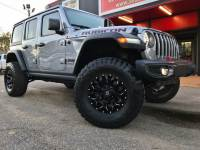 2018 Jeep Wrangler UNLIMITED RUBICON CUSTOM LIFTED