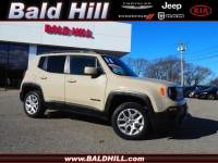 Certified Used 2016 Jeep Renegade Latitude 4x4 SUV in Warwick
