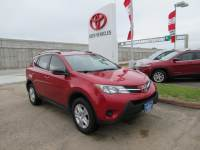 Used 2014 Toyota RAV4 LE SUV FWD For Sale in Houston
