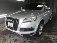 Used 2015 Audi Q7 For Sale at Boardwalk Auto Mall | VIN: WA1DGAFE3FD020163
