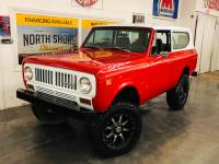 1973 International Scout -RESTORED WEST COAST BUILD VEHICLE NICE QUALITY-VIDEO
