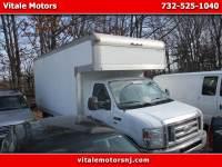 2010 Ford Econoline E-350 15 FOOT BOX W/ ATTIC BOX