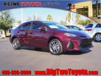 Certified Pre Owned 2017 Toyota Corolla 50th Anniversary Special Edition 50th Anniversary Special Edition Sedan for Sale in Chandler and Phoenix Metro Area