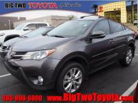 Certified Pre Owned 2013 Toyota RAV4 Limited Limited SUV for Sale in Chandler and Phoenix Metro Area