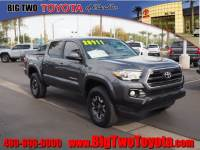 Certified Pre Owned 2016 Toyota Tacoma SR5 V6 4x2 SR5 V6 Double Cab 5.0 ft SB for Sale in Chandler and Phoenix Metro Area