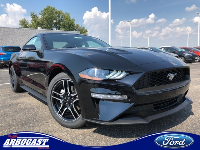 Photo New 2019 Ford Mustang EcoBoost RWD 2D Coupe