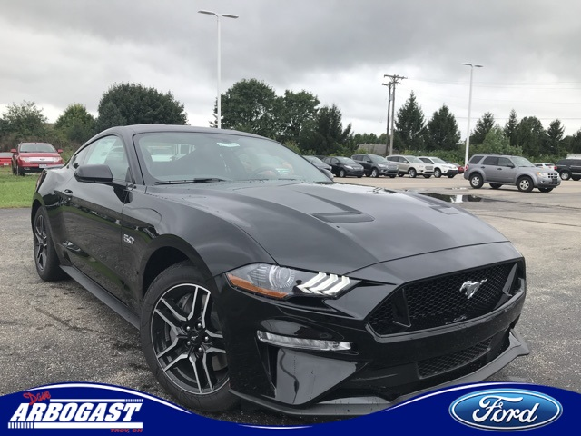 Photo New 2019 Ford Mustang GT RWD 2D Coupe