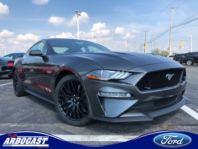 Photo New 2019 Ford Mustang GT Premium With Navigation