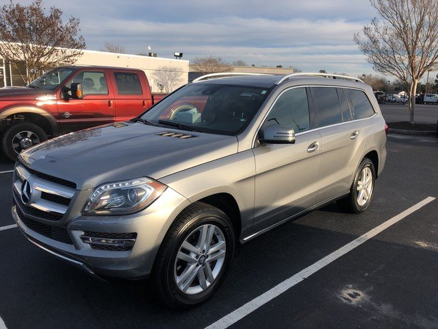 Photo Used 2014 Mercedes-Benz GL-Class GL 450 SUV