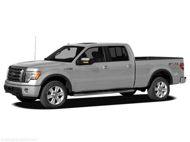 Photo Used 2011 Ford F-150 XLT Truck SuperCrew Cab V-6 cyl For Sale in Duluth
