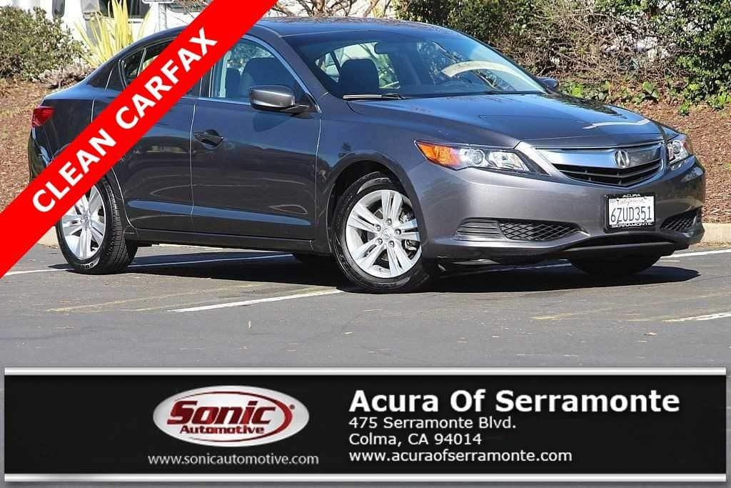 Photo Used 2013 Acura ILX ILX 5-Speed Automatic For Sale in Colma CA  Stock TDE017714  San Francisco Bay Area